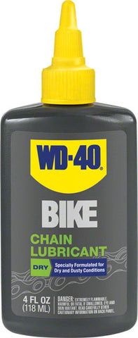 WD-40 BIKE Dry Lube Individual 4oz Bottle
