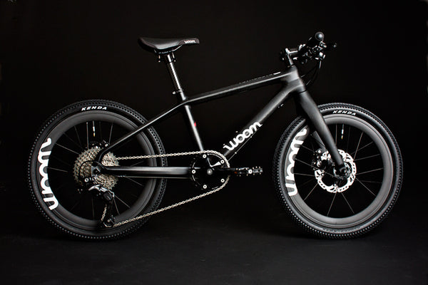 WOOM 4 Carbonara Special Edition  | Bike 20 inch