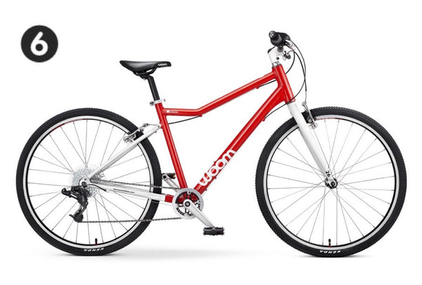WOOM 6 | Youth Bike 26"