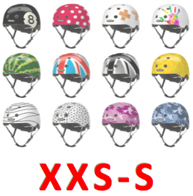 Youth Bike Helmet Collection XXS-S Special
