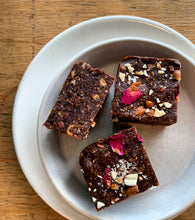 Load image into Gallery viewer, Raw Fudge Brownies - Bulk Value RawBar Slab
