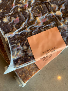 Raw Fudge Brownies - Bulk Value RawBar Slab