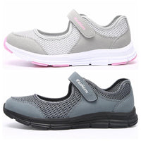 Women Sneakers Casual Shoes Female Mesh 2019 Summer Shoes Breathable Trainers - MegaDealin