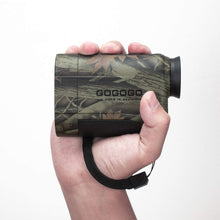 Load image into Gallery viewer, GS06CA Camo 650/1200Y Laser Hunting Rangefinder