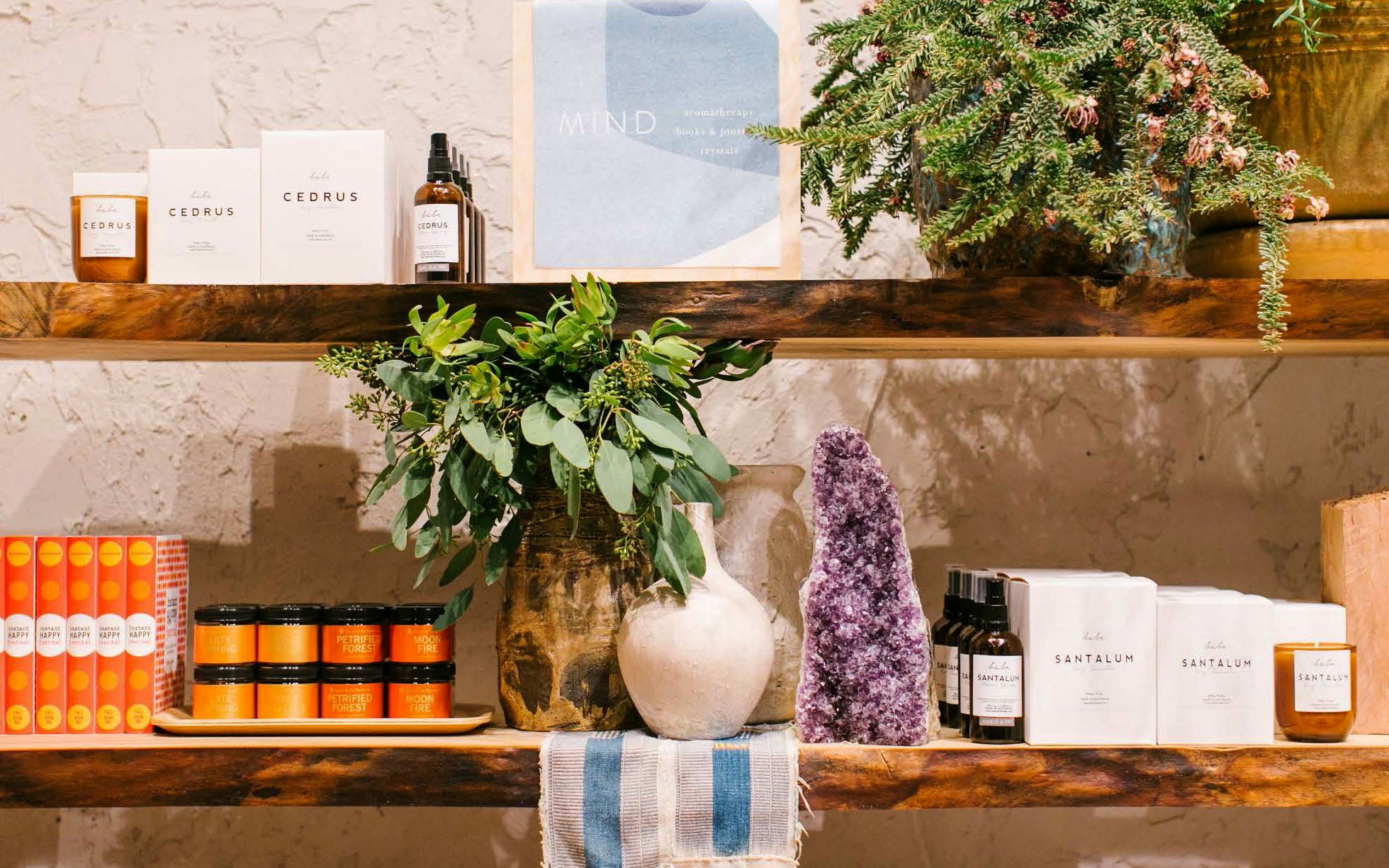 Babe for Anthropologie Wellness