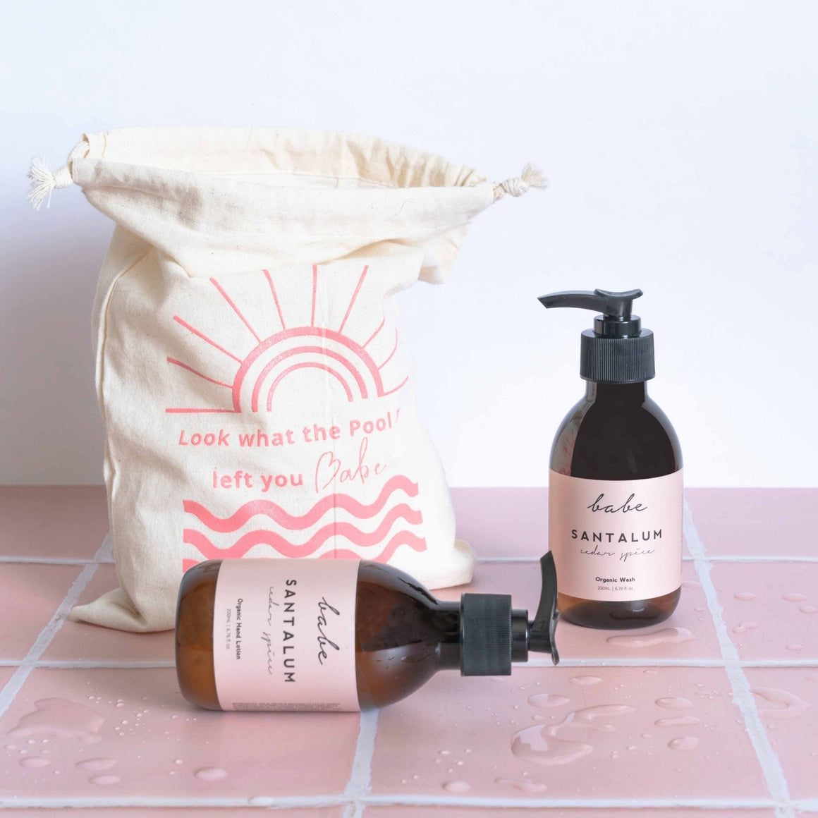 Organic Soap + Lotion Duo PoolBoy Kit