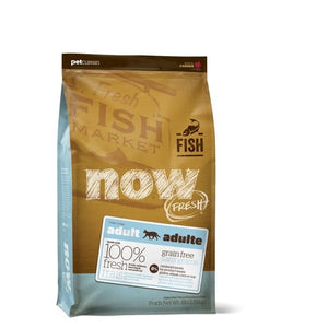 NOW Fresh Cat Food Adult - GF Trout, Salmon & Herring