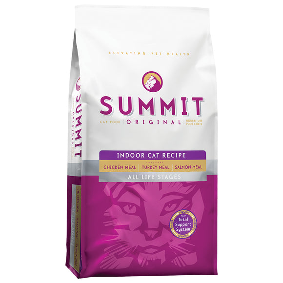 SUMMIT Cat Food - 3 Meat Indoor Cat