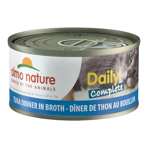 ALMO Nature Cat Canned - Daily Complete - Tuna