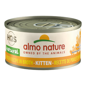 ALMO Nature Cat Canned Kitten - Natural - Chicken