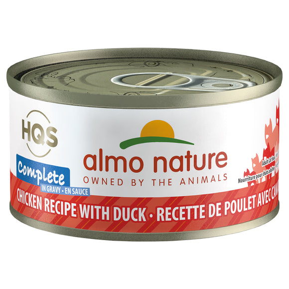 ALMO Nature Cat Canned - Complete - Chicken & Duck