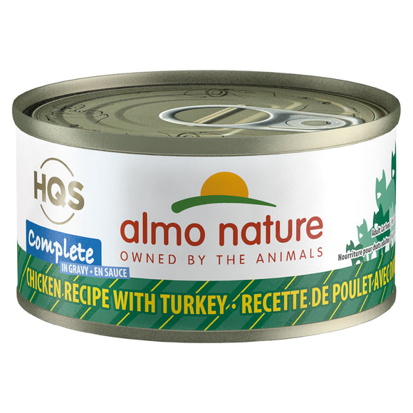 ALMO Nature Cat Canned - Complete - Chicken & Turkey