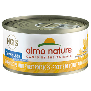 ALMO Nature Cat Canned - Complete - Chicken & Sweet Potatoes