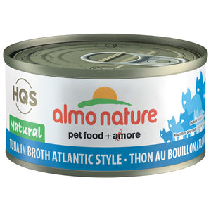 ALMO Nature Cat Canned - Natural - Tuna in broth Atlantic Style