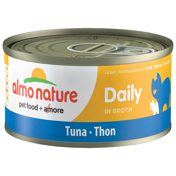 ALMO Nature Cat Canned - Daily - Tuna