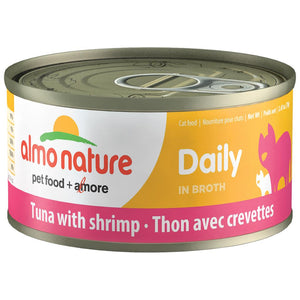 ALMO Nature Cat Canned - Daily - Tuna & Shrimp