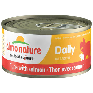 ALMO Nature Cat Canned - Daily - Tuna & Salmon