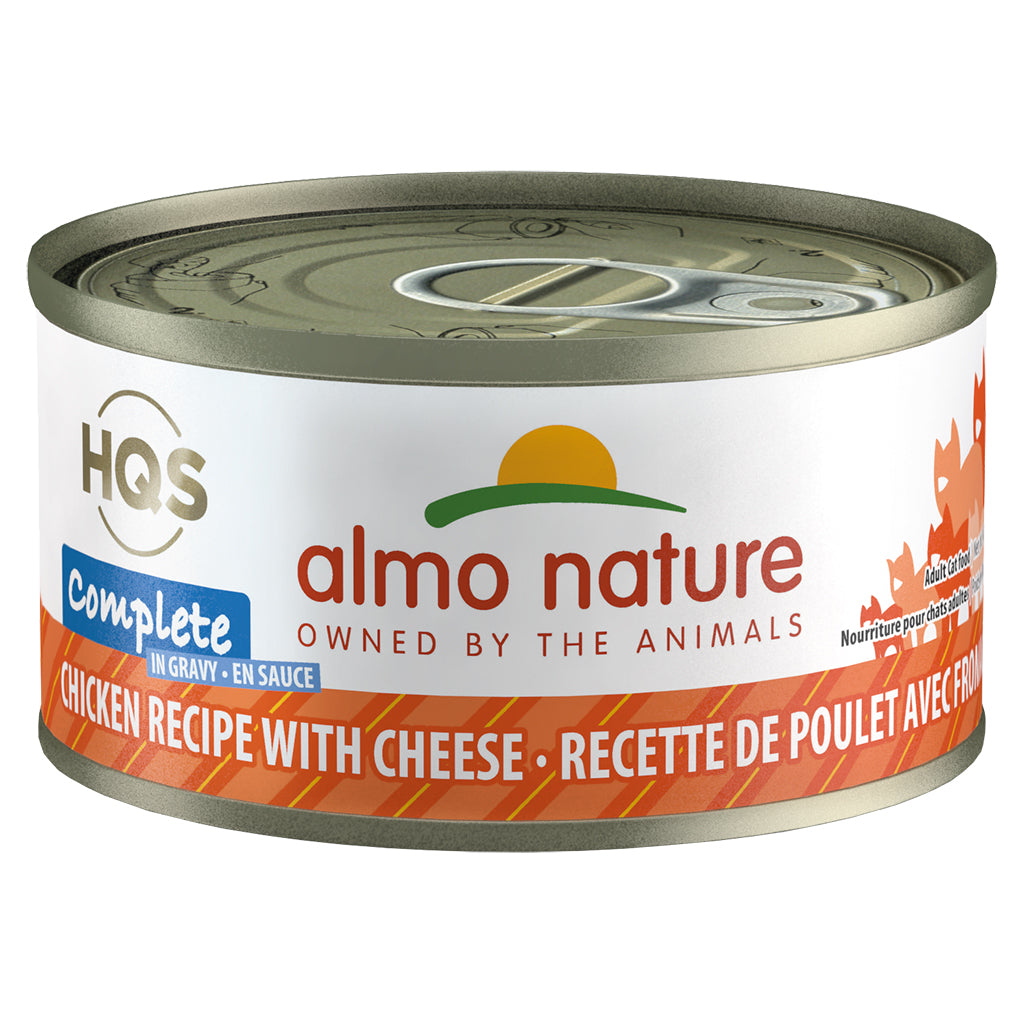 ALMO Nature Cat Canned - Complete - Chicken & Cheese