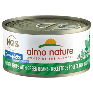 ALMO Nature Cat Canned - Complete - Chicken & Green Beans