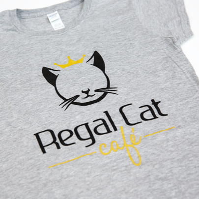 Regal Cat T-shirt (Man)