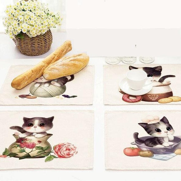 Cute Cotton Placemat