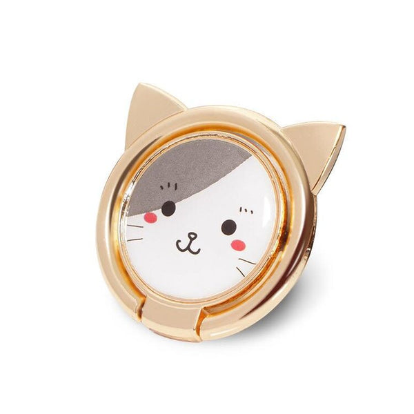 Phone Cute Cat Ring Holder