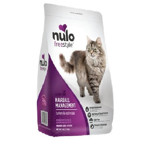 NULO Cat Food - Hairball Management - Turkey & Cod