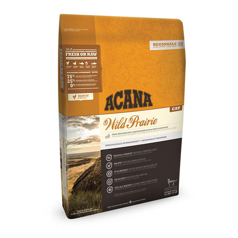 ACANA Cat Food - Wild Prairie