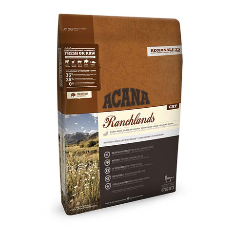 ACANA Cat Food - Ranchlands