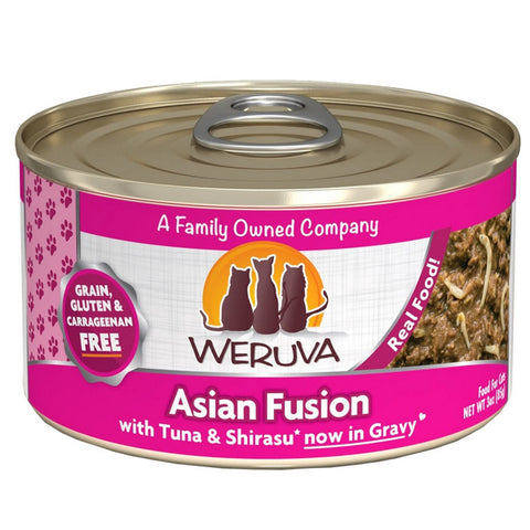 WERUVA Cat Canned - Asian Fusion - Tuna