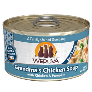 WERUVA Cat Canned - Grandmas Chicken Soup