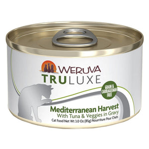 WERUVA Truluxe Cat Canned - Mediterranean Harvest - Tuna