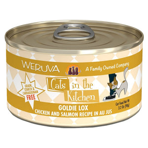 Cats in the Kitchen Canned - Goldie Lox - Chicken & Salmon