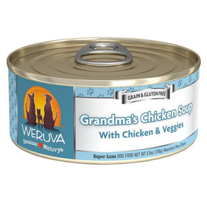 WERUVA Dog Canned - Grandmas Chicken Soup