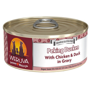 WERUVA Dog Canned - Peking Ducken - Chicken & Duck