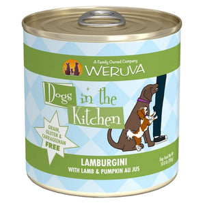Dogs in the Kitchen Canned - Lamb Burgini - Lamb & Pumpkin