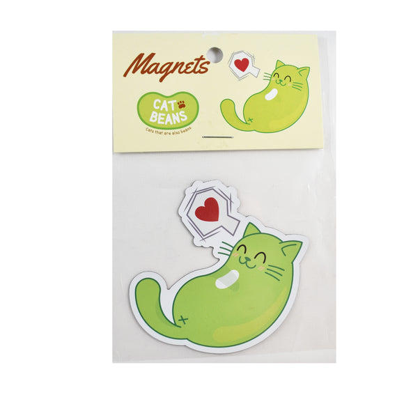 Magnet - Loving Cat
