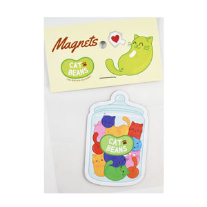 Magnet - Jelly Cat
