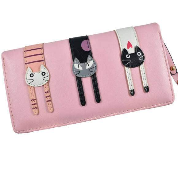 Cat Wallet Long
