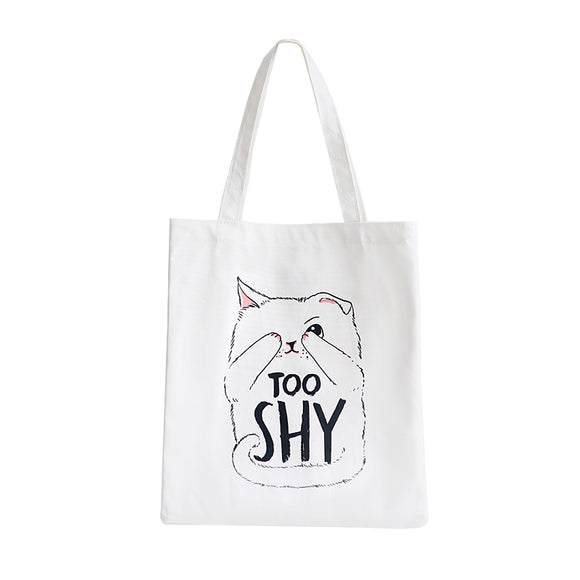 Tote Bag - Too Shy