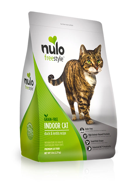 NULO Cat Food - Indoor Cat - Duck & Lentils