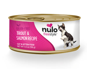NULO Cat Canned - Trout & Salmon