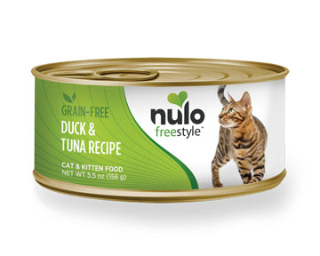 NULO Cat Canned - Duck & Tuna