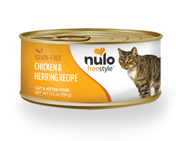 NULO Cat Canned - Chicken & Herring