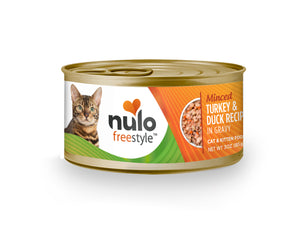NULO Cat Canned - Minced Turkey & Duck