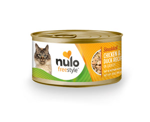 NULO Cat Canned - Shredded Chicken & Duck