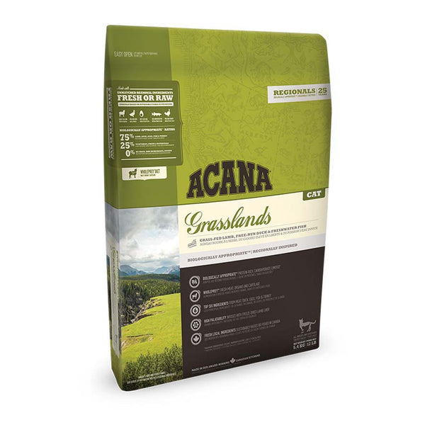 ACANA Cat Food - Grasslands