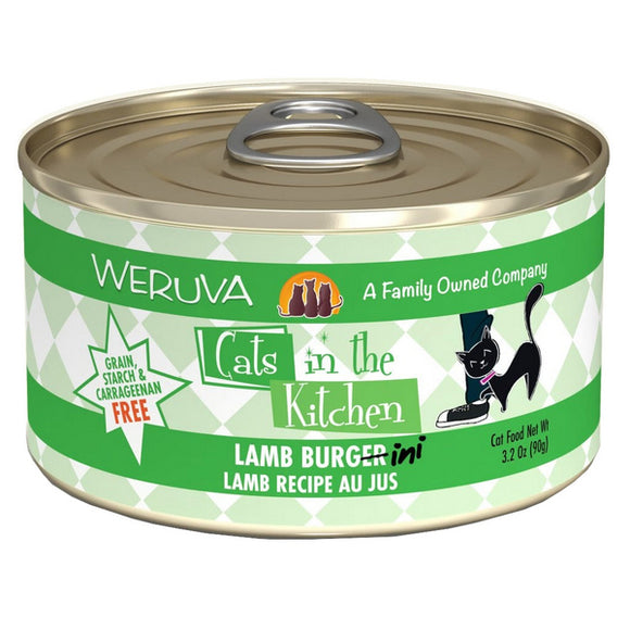 Cats in the Kitchen Canned - Lamb Burgini