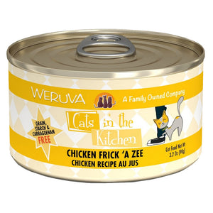 Cats in the Kitchen Canned - Chicken Frick A Zee