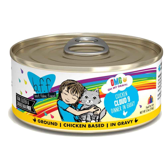 B.F.F. Cat Canned - OMG Cloud 9 - Chicken